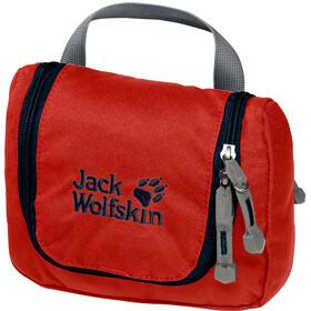 Jack Wolfskin Washroom Tavarajärjestely , punainen